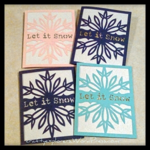 Cricut Simple Snowflake